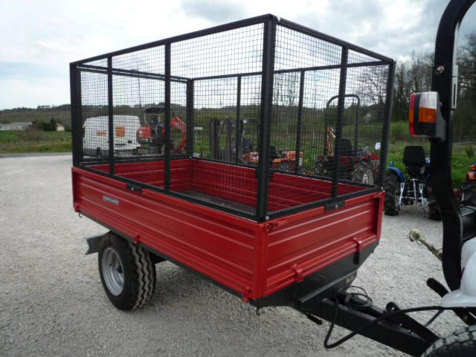 ridelles pour remorque rm1490 outils micro tracteurs. Black Bedroom Furniture Sets. Home Design Ideas