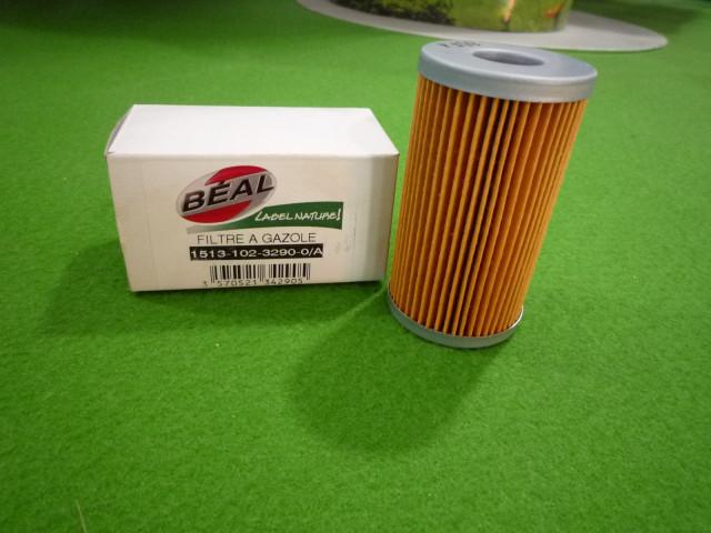 Filtre à gazoil Iseki TG5470 TG6370 TG6400 TG6490 TLE3400 TLE4490