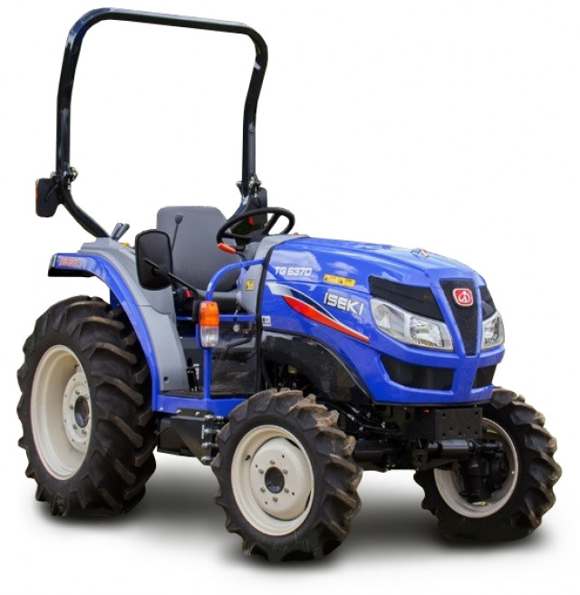 Tracteur Iseki TG6370