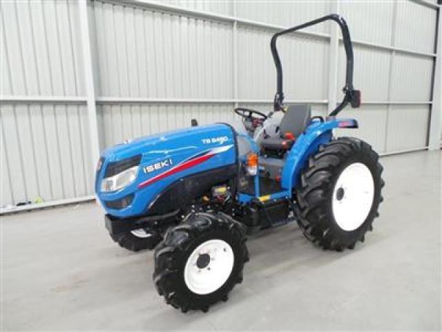 Tracteur Iseki TG6495 Utility