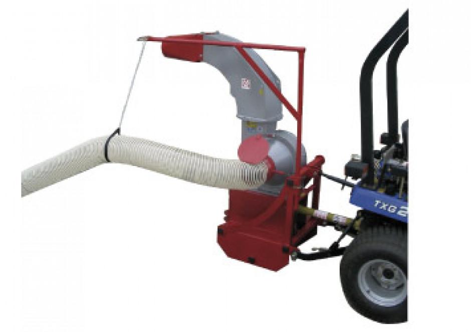 aspirateur de feuilles adaptable sur tracteur. Black Bedroom Furniture Sets. Home Design Ideas