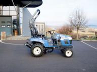 Micro tracteur ISEKI TXGS24