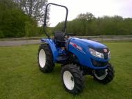 Tracteur Iseki TLE3400