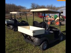Caisse golfette club car