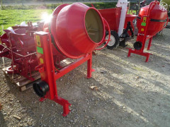 Bétonnière pour micro tracteur