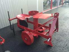 Planteuse multi usage pour micro-tracteur ou tracteur