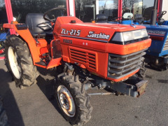 MICRO TRACTEUR D'OCCASION KUBOTA ZL1-215
