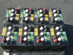 Lot de 8 batteries régénérée