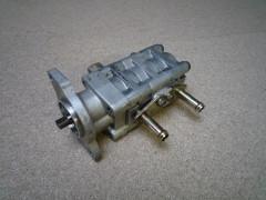 Kubota Double pompe hydraulique