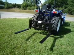 Lève palette pour micro tracteur