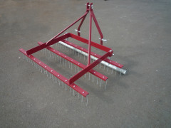 Herse scarificateur de pelouse largeur 150 cm