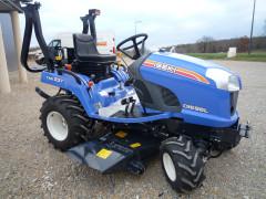 Micro tracteur ISEKI TXG 237